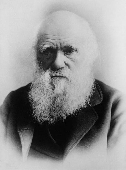 Чарльз Дарвін коротка біографія