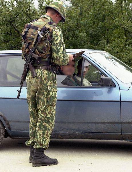 характеристика злочинів проти військової служби