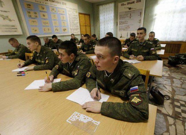 відповідальність за злочини проти військової служби
