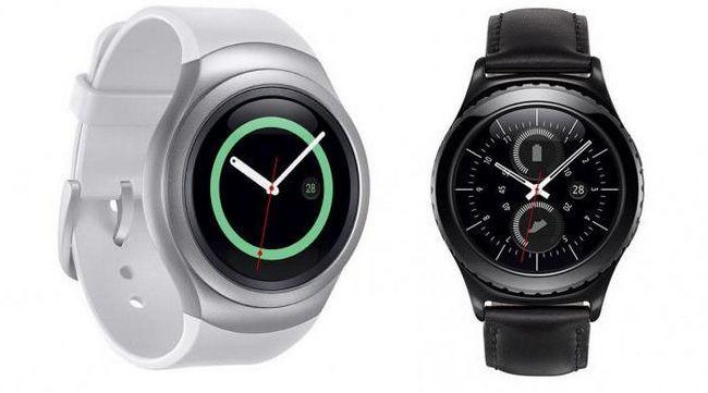 Фото - Розумні годинник Samsung Gear S2. Огляд і позиціонування