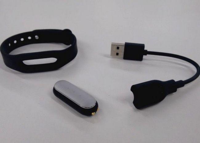 розумний браслет Xiaomi Mi Band відгуки