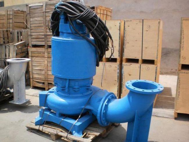 фекальний насос для каналізації