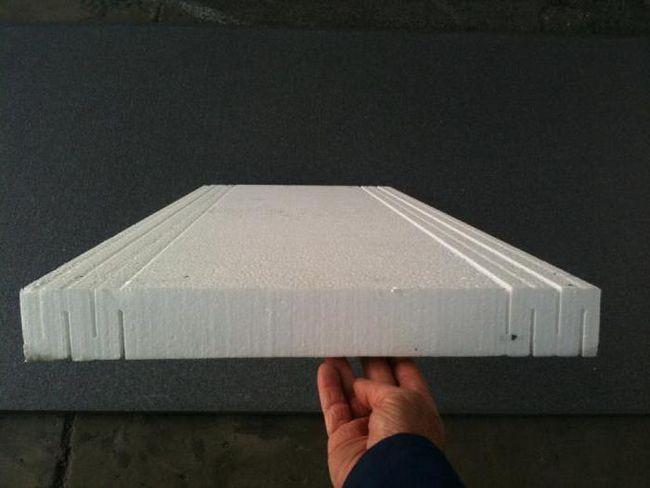 утеплювач для підлоги по бетону в лазні