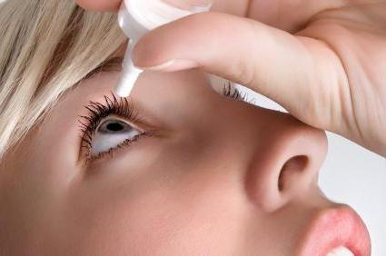 зволожуючі краплі для очей при носінні контактних лінз