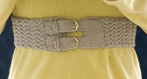 в'язання спицями візерунок плетінка