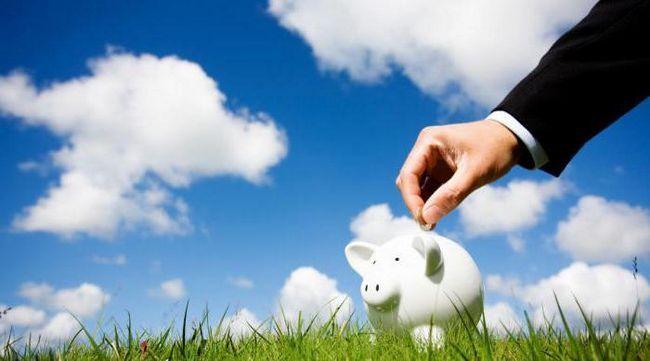 вкладення грошових коштів