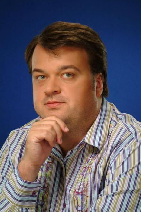 Фото - Василь Уткін - спортивний коментатор і епатажний шоумен