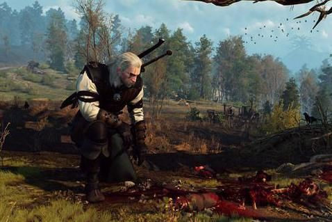 проходження гри «Відьмак 3: дика полювання»