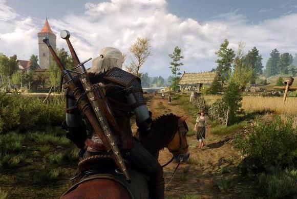 «Відьмак 3: дика полювання» проходження російською