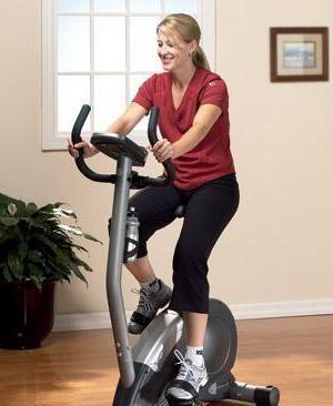 Фото - Велотренажер для схуднення: відгуки і результати. Як правильно займатися на велотренажері?