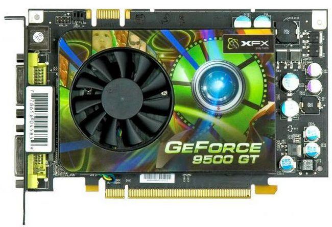 Фото - Відеокарта nVidia GeForce 9500 GT: характеристики, відгуки