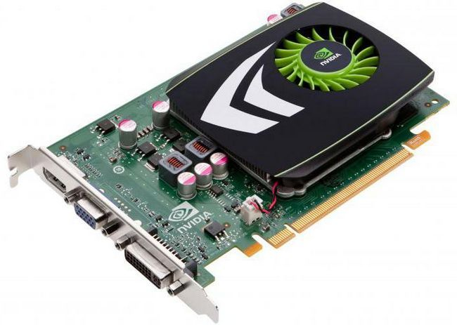NVIDIA GeForce GT 220