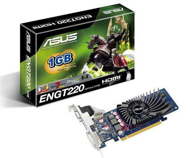 NVIDIA GeForce GT 220 ціна
