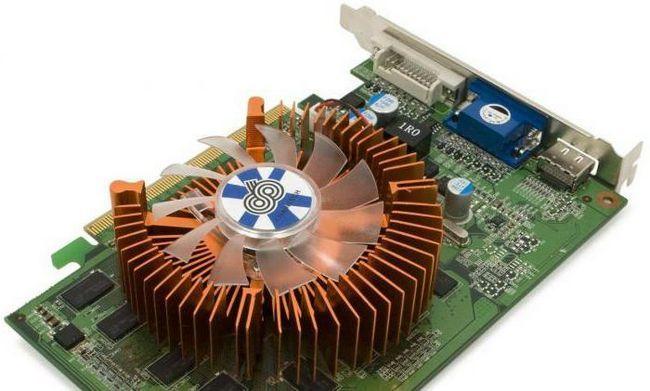 відеокарта NVIDIA GeForce GT 220 характеристики