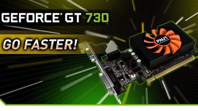 Фото - Відеокарта Nvidia GeForce GT-730: характеристики, розгін, відгуки