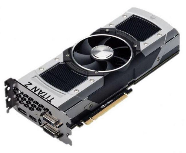 NVIDIA GeForce GTX TITAN Z огляд