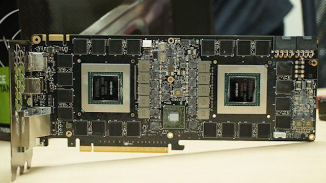 відеокарти NVIDIA GeForce GTX TITAN Z