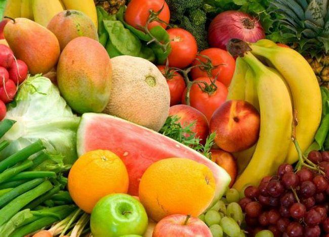 в яких овочах і фруктах міститься вітамін В6