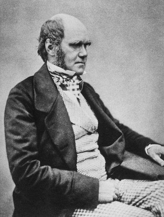 Чарльз Дарвін внесок у біологію