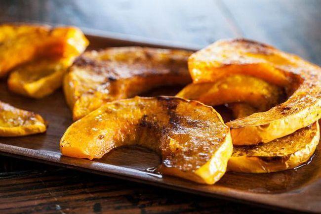 Дієтичні страви з гарбуза для схуднення рецепти