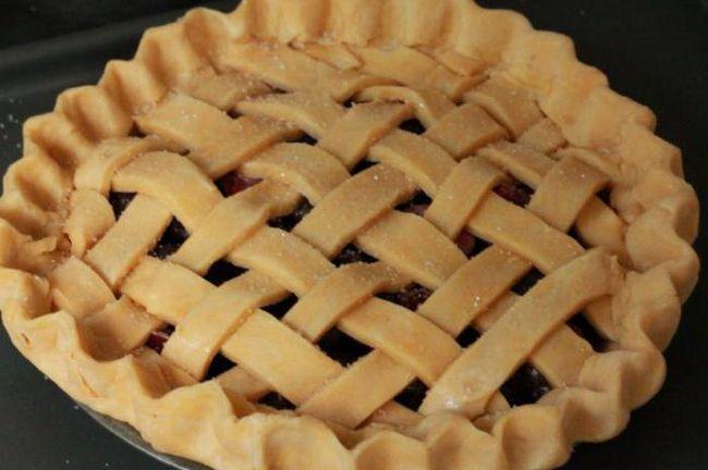 пироги з ягодами рецепти пісочне тісто