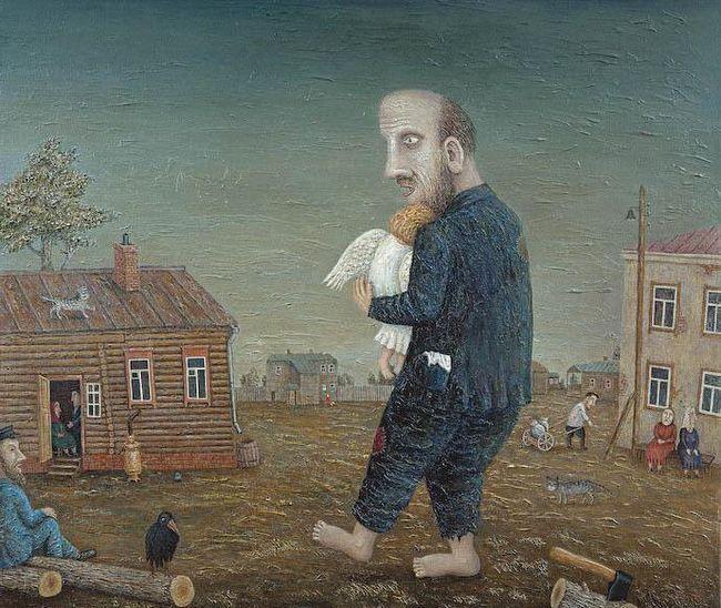 владимир Любаров художник біографія