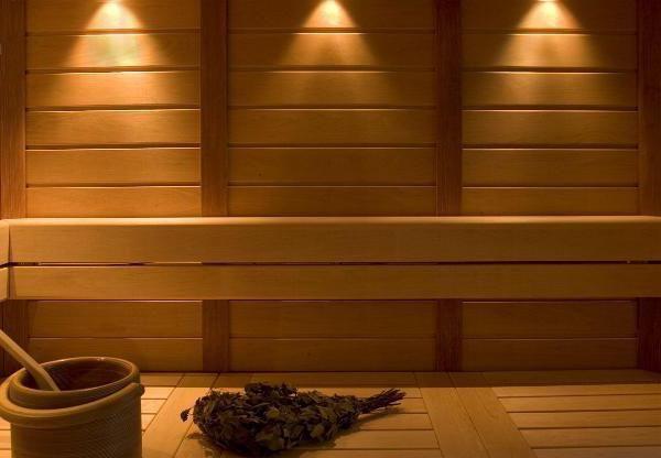 вологозахищені світильники для ванної