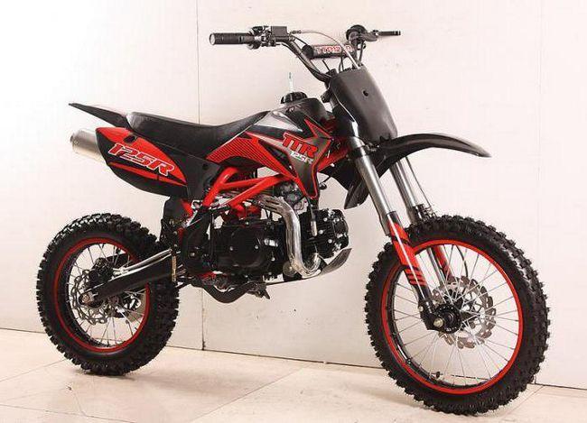 Фото - Позашляховий мотоцикл TTR-125: характеристики, фото та відгуки