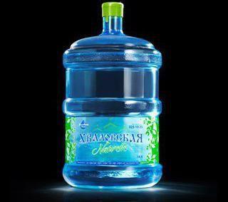 вода хваловская