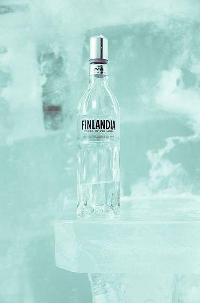 Горілка фінляндія