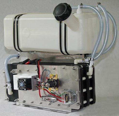 Водневий генератор для опалення будинку