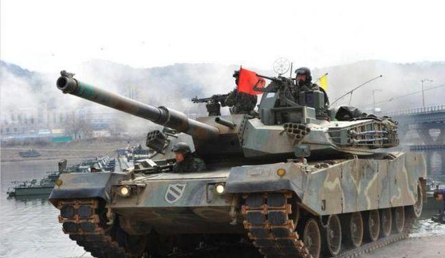 армія кндр озброєння