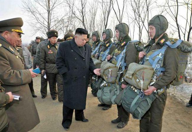 збройні сили Корейською Народною Демократичною Республікою