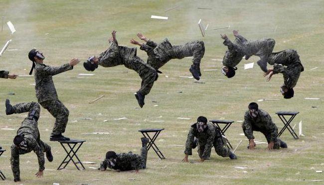 збройні сили КНДР і РК