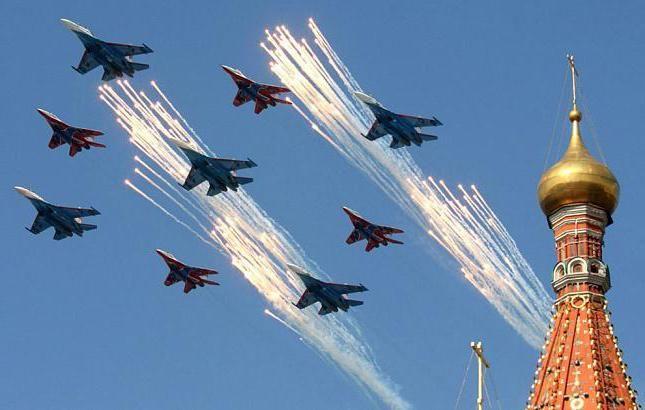 Фото - Чи всі знають про те, як розганяють хмари над Москвою?