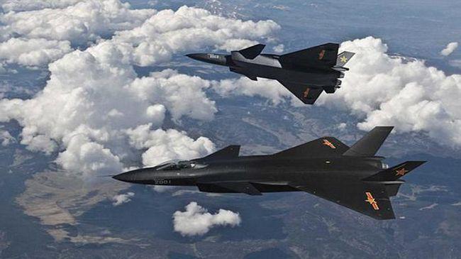 Літаки ВПС Китаю
