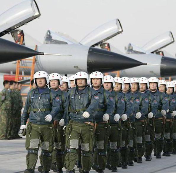 Палубні винищувачі ВПС Китаю