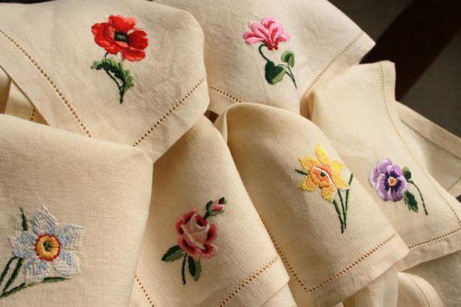 вишивка на одязі