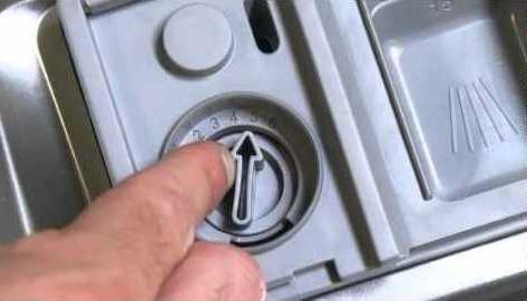 сіль для посудомийної машини finish д dw 1 5