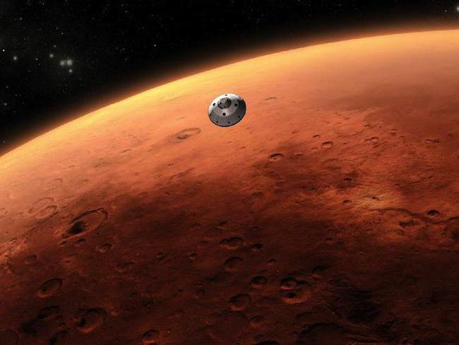 Фото - Загадки і таємниці Марса