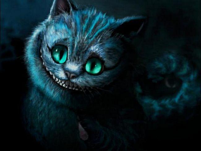 Фото - Загадковий Кот Чеширський. Що означає посмішка Чеширського Кота?
