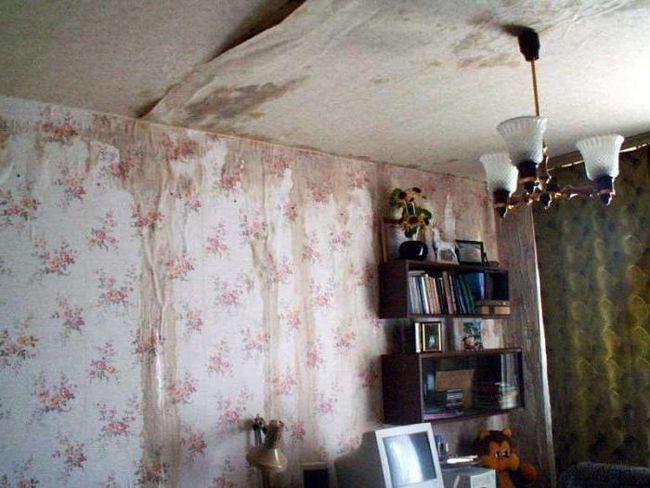 ремонт квартири після затоки
