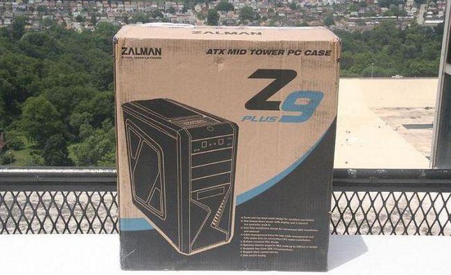 корпус Zalman Z9 Plus
