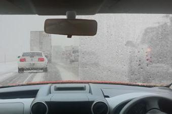 взимку запотівають вікна в машині