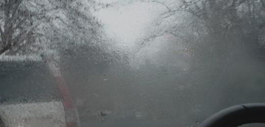Чому запотівають вікна в машині