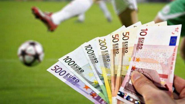 зарплата футболістів