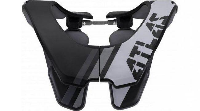 захист шиї від вітру на мотоциклі
