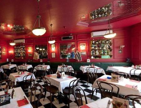 ресторан жан жак на Таганці