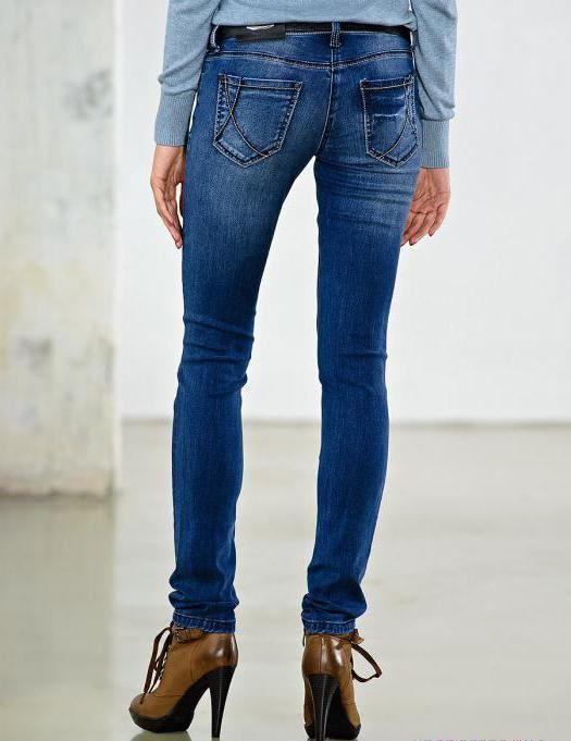 фасони джинсових штанів