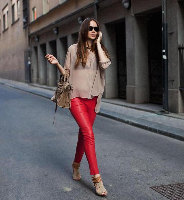 класичні завужені брюки жіночі